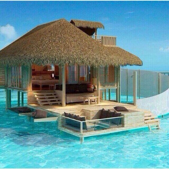 casa da cris Bora Bora 2
