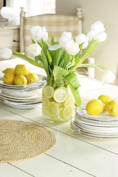 casa da cris limão mesa