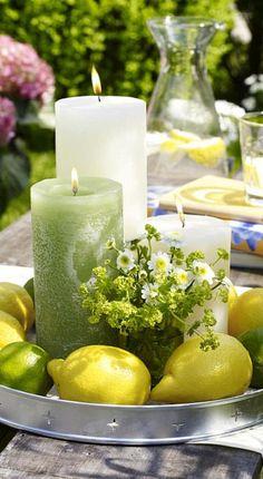 casa da cris limão vela