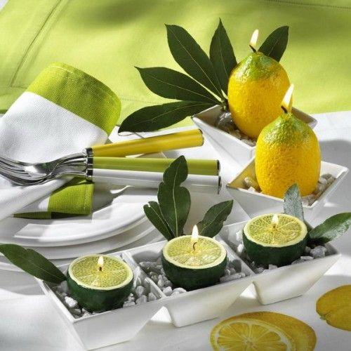 casa da cris vela limão