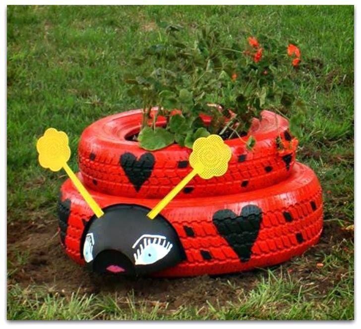 pneu-joaninha-ladybug