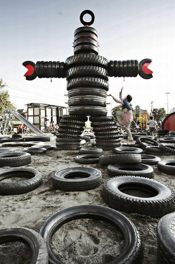 pneu-robo-robot