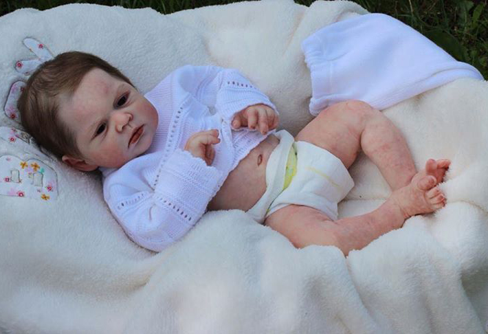 Bebê de silicone