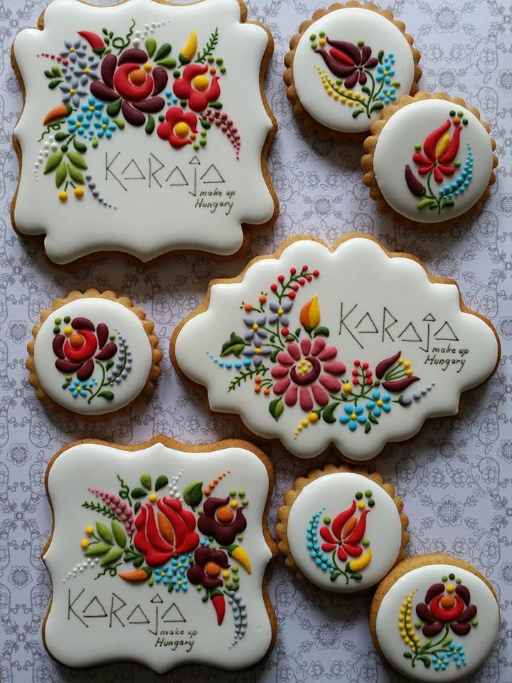 casa da cris biscoito glaçado flores e rendas