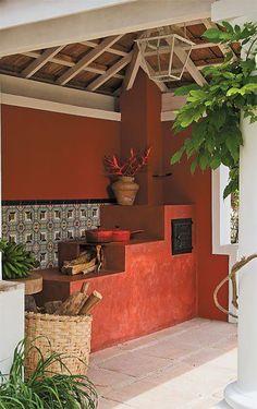 casa-da-cris-cozinha-de-roca-fogao-a-lenha-vermelhao