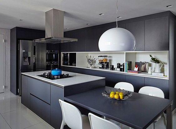 casa-da-cris-ilha-de-cozinha-cinza-escuro