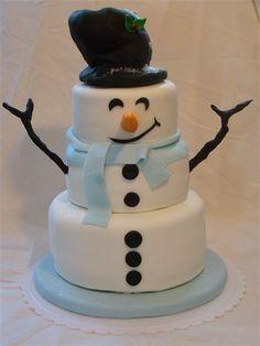casa-da-cris-bolo-de-natal-boneco-de-neve