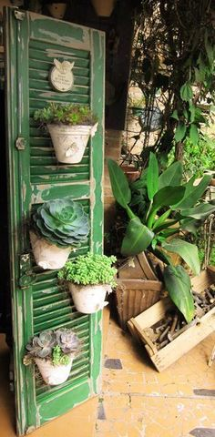 casa-da-cris-reciclagem-de-porta-verde
